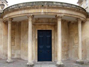 The Cross Bath (Bath, UK)
