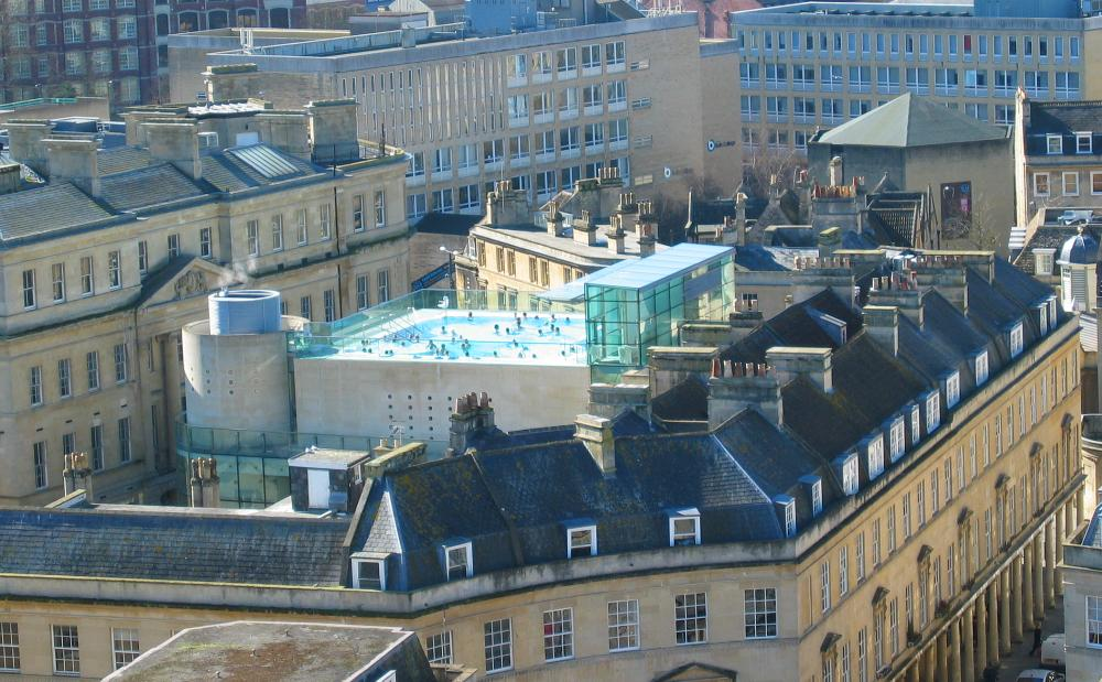 New Royal Baths (Bath, UK)