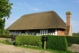 The Clergy House in Alfriston
