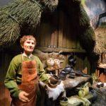 Viking Trader at Jorvik Viking Museum