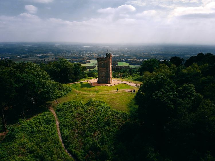 Surrey Leith Hill Tower